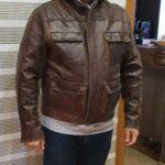 кожаная куртка мужская коричневая отзывы Alberto.ru