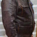 мужская кожаная куртка с накладными Alberto.ru карманами отзывы