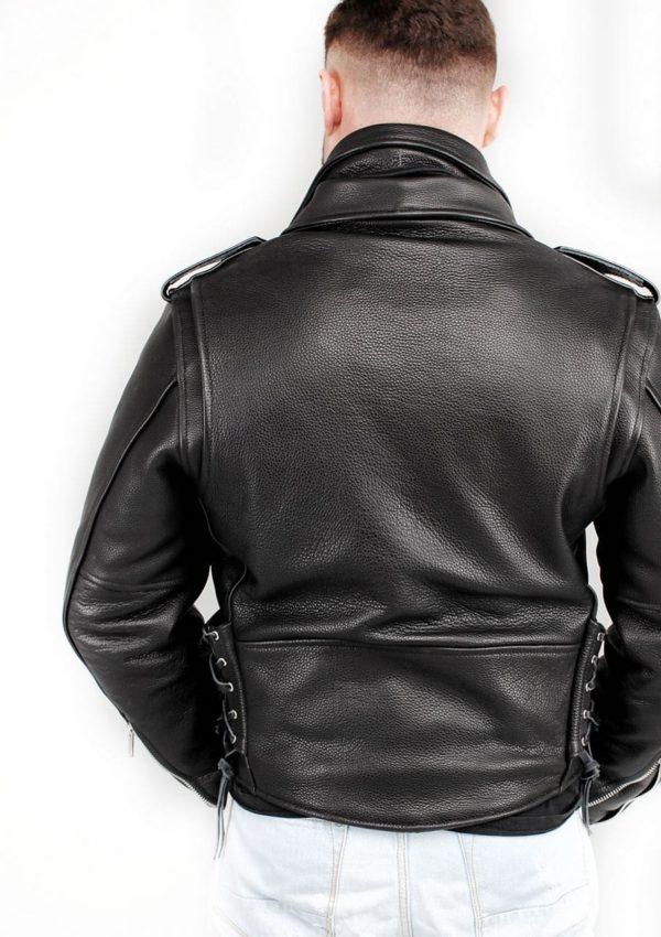 черная косуха мужская фото