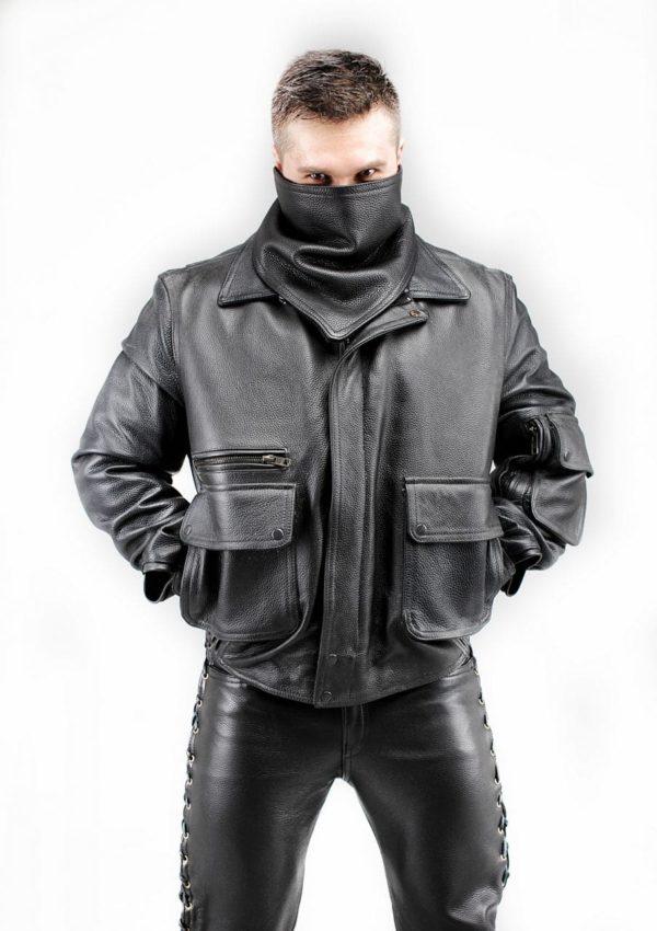 кожаная куртка мужская осень зима Alberto.ru
