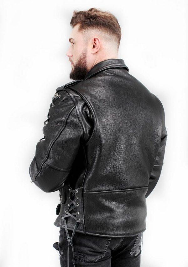косуха мужская кожа фото Alberto.ru