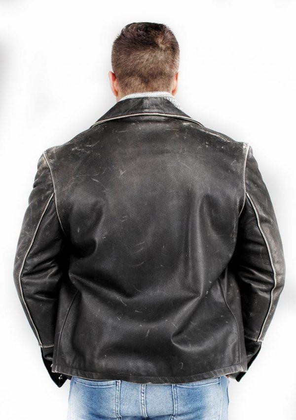 черная кожаная куртка натуральная кожаAlberto.ru