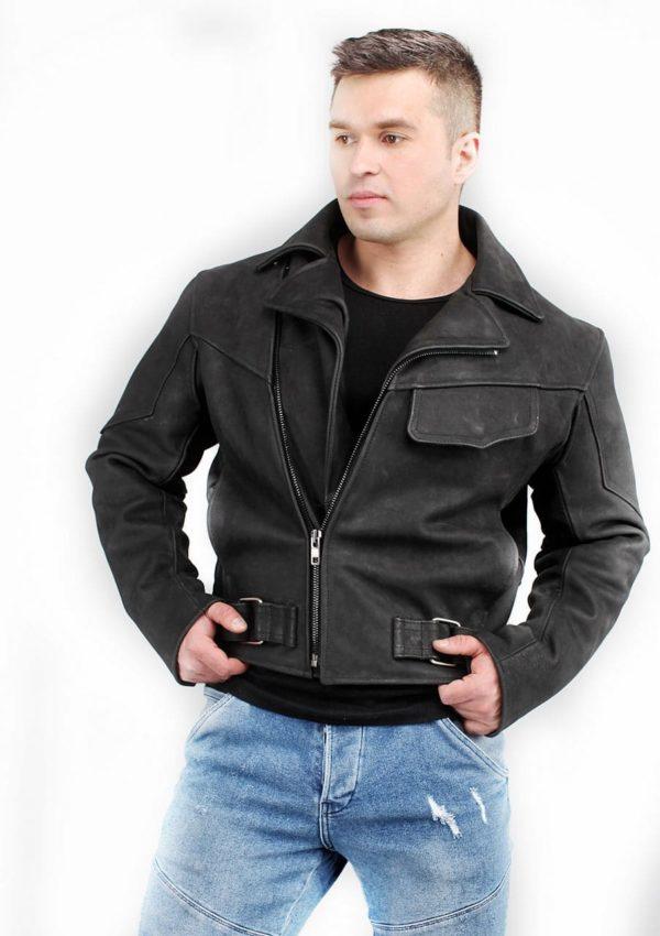 мужская куртка косуха фото Alberto.ru