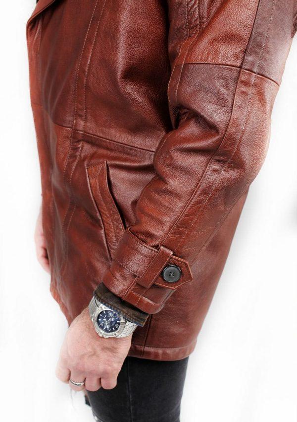 кожаная куртка мужская зимняя фото Alberto.ru