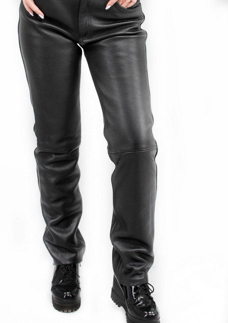 женские кожаные брюки Alberto.ru