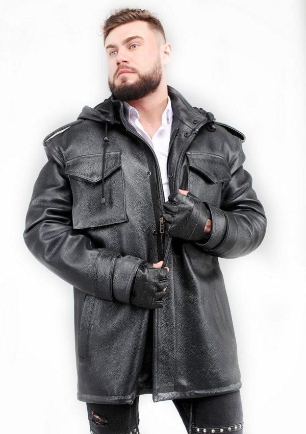 мужская кожаная куртка большие размеры Alberto.ru