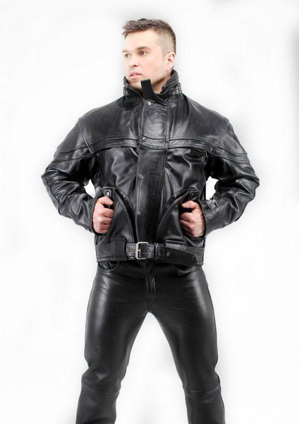 кожаная куртка мужская натуральная Alberto.ru