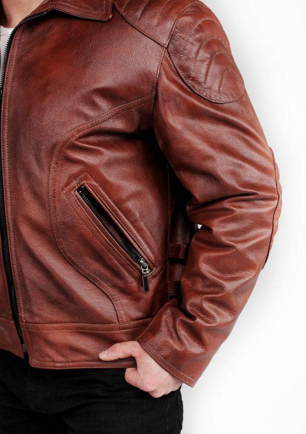 кожаная мотокуртка мужская фото Alberto.ru