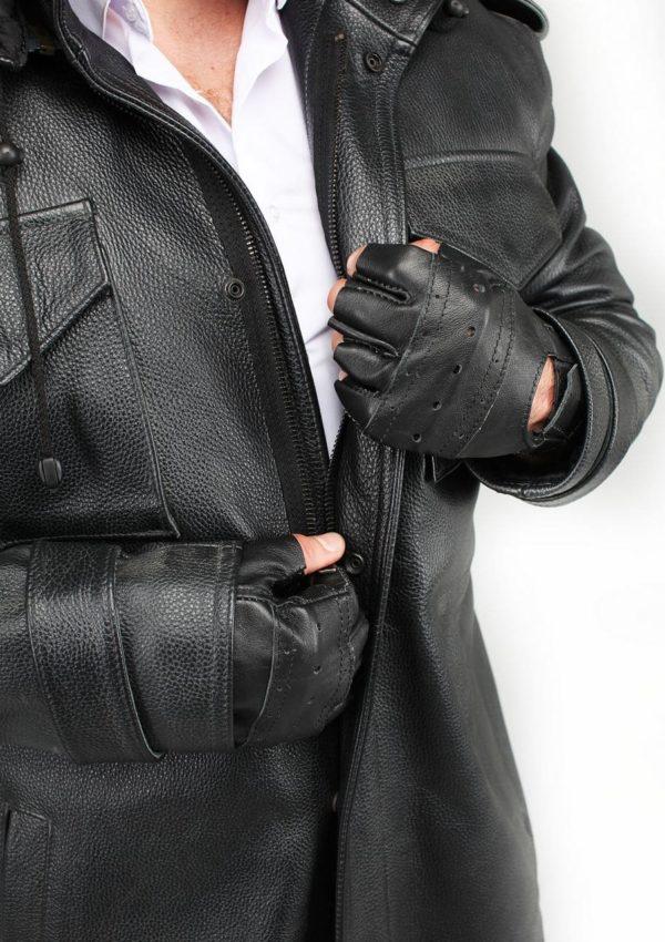 кожаные мотоперчатки мужские фото Alberto.ru