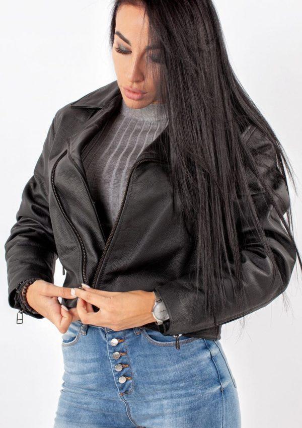 модная женская косуха натуральная 2021 Alberto.ru