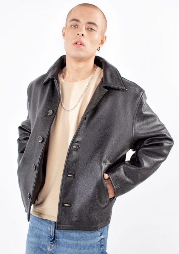 кожаная куртка классика фото Alberto.ru