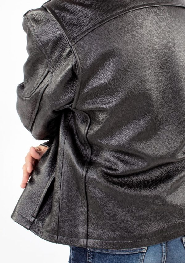 мужская кожаная куртка натуральная кожа Alberto.ru