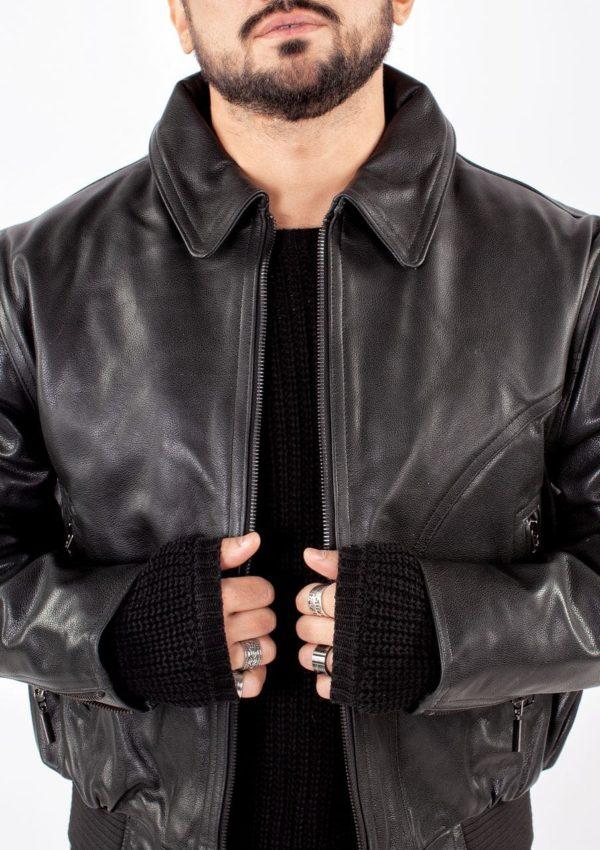 мужская кожаная куртка 2021 Alberto.ru