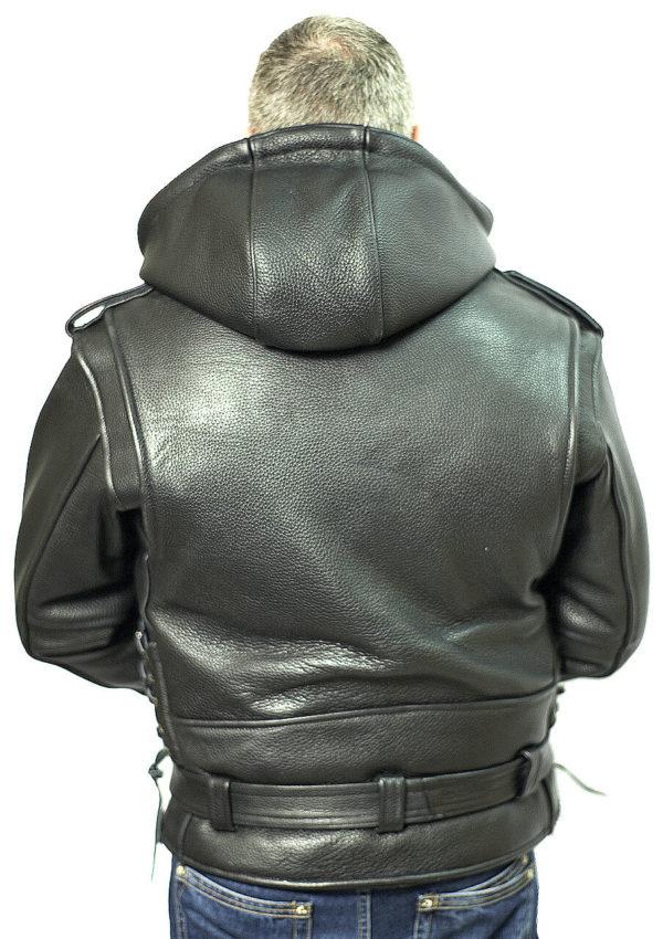 кожаная куртка куртка байкерская фото Alberto.ru